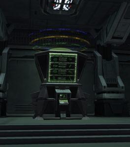 SWTOR - Kiosque du marché galactique