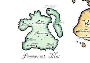Îles Summerset