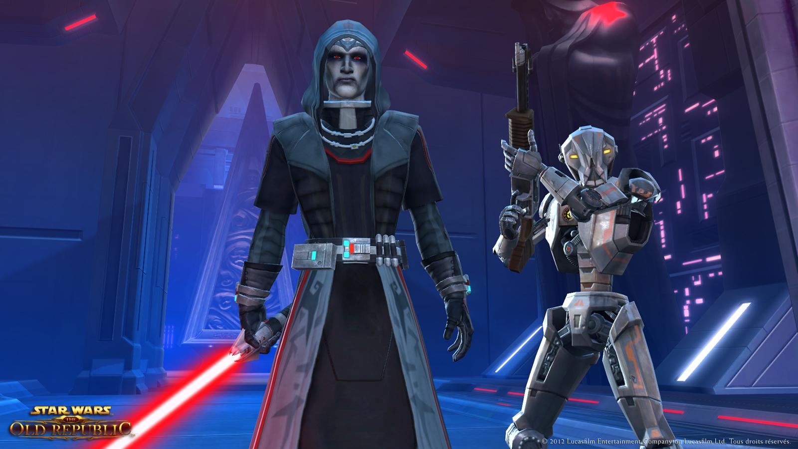 SWTOR - Tout sur les Sith ... - Game-Guide