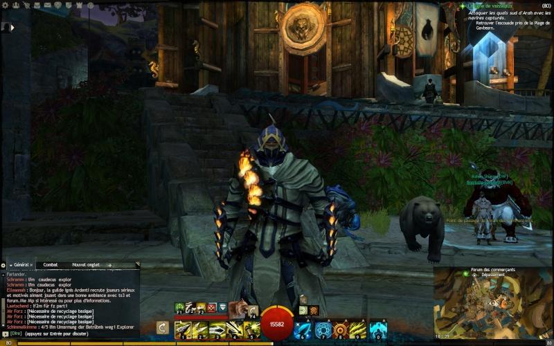 Build Voleur Pvp Guild Wars