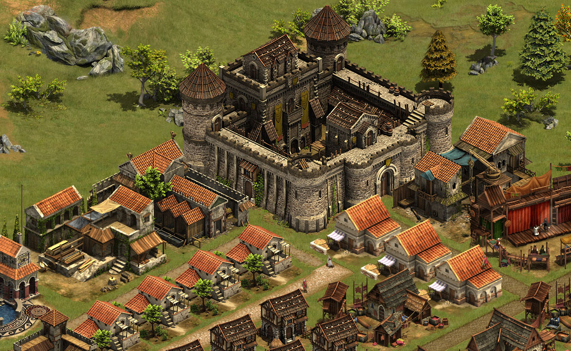 Forge of Empires - Aperçu - Game-Guide