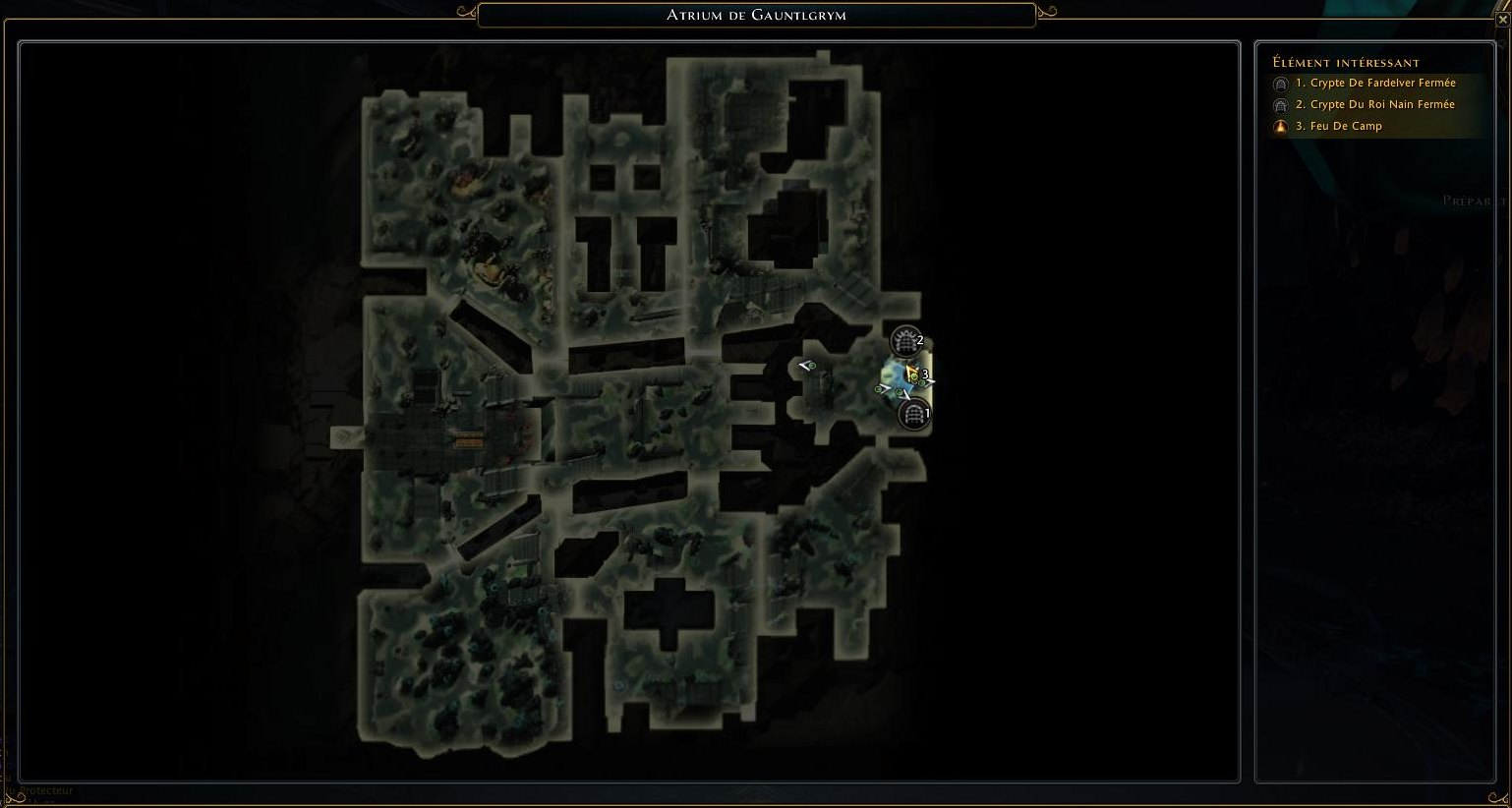 Neverwinter - Balade dans Gauntlgrym - Game-Guide