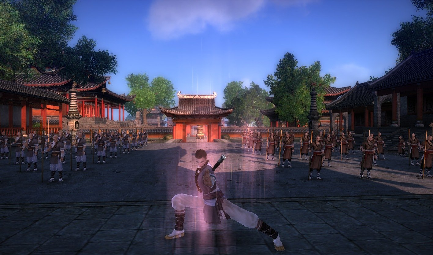 Age of Wulin Newbie Guide | GuideScroll