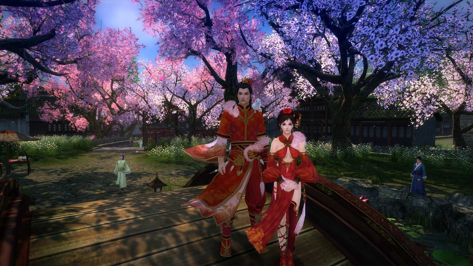 Age of Wulin Random Encounter Guides | GuideScroll