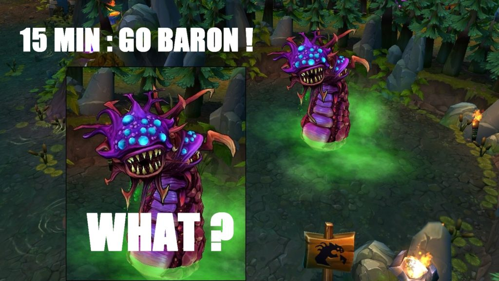 Baron WHAT