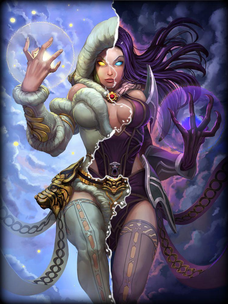 SMITE : Hel, la déesse des enfers