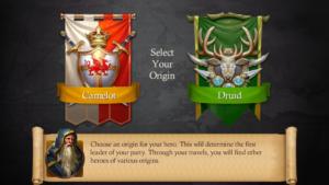 choix faction