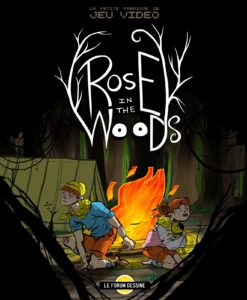 Rose in the Woods