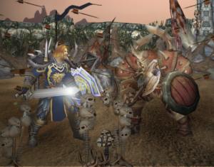 Orc_vs_Human_by_Angazi