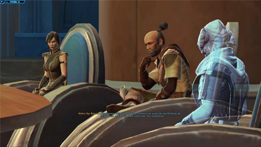 Siège du conseil Jedi Conseiljedi