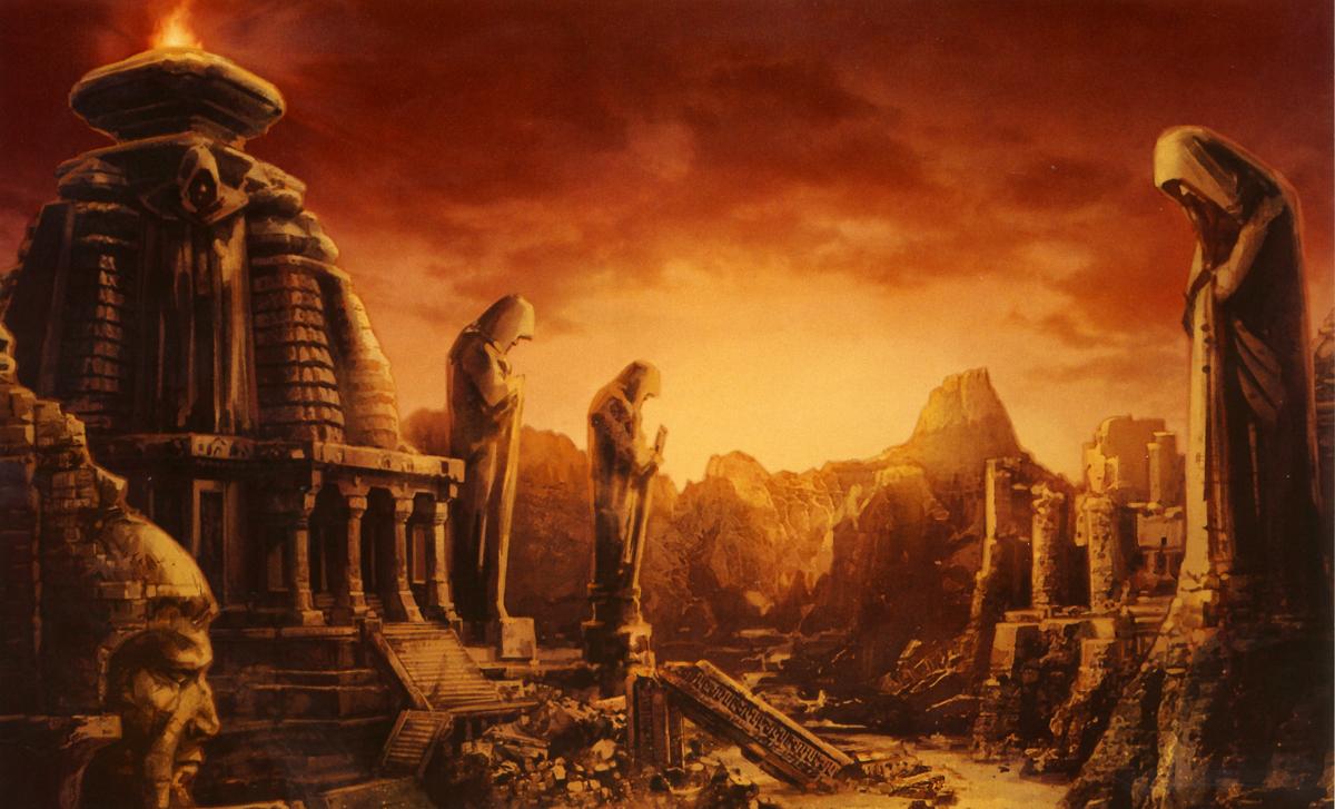 Sphère du Savoir Ancien Korriban2