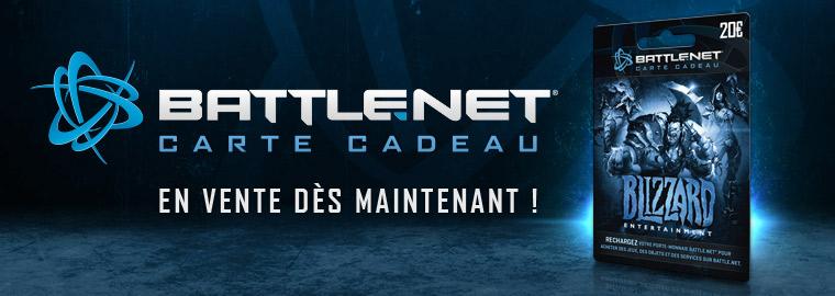 Carte Cadeau Wow.Wow La Carte Cadeau Battle Net Game Guide