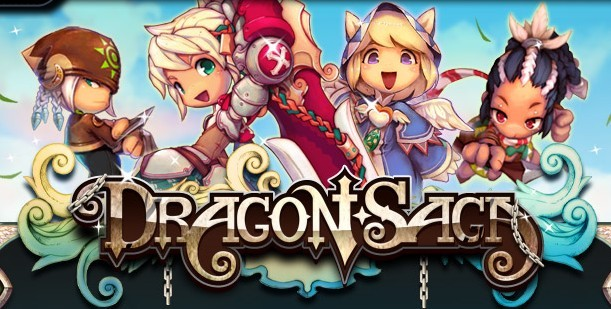 Dragon-Saga-logo