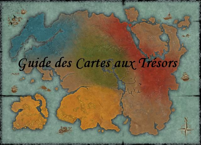 Carte Au Tresor Tourbevase.Eso Les Cartes Aux Tresors Game Guide