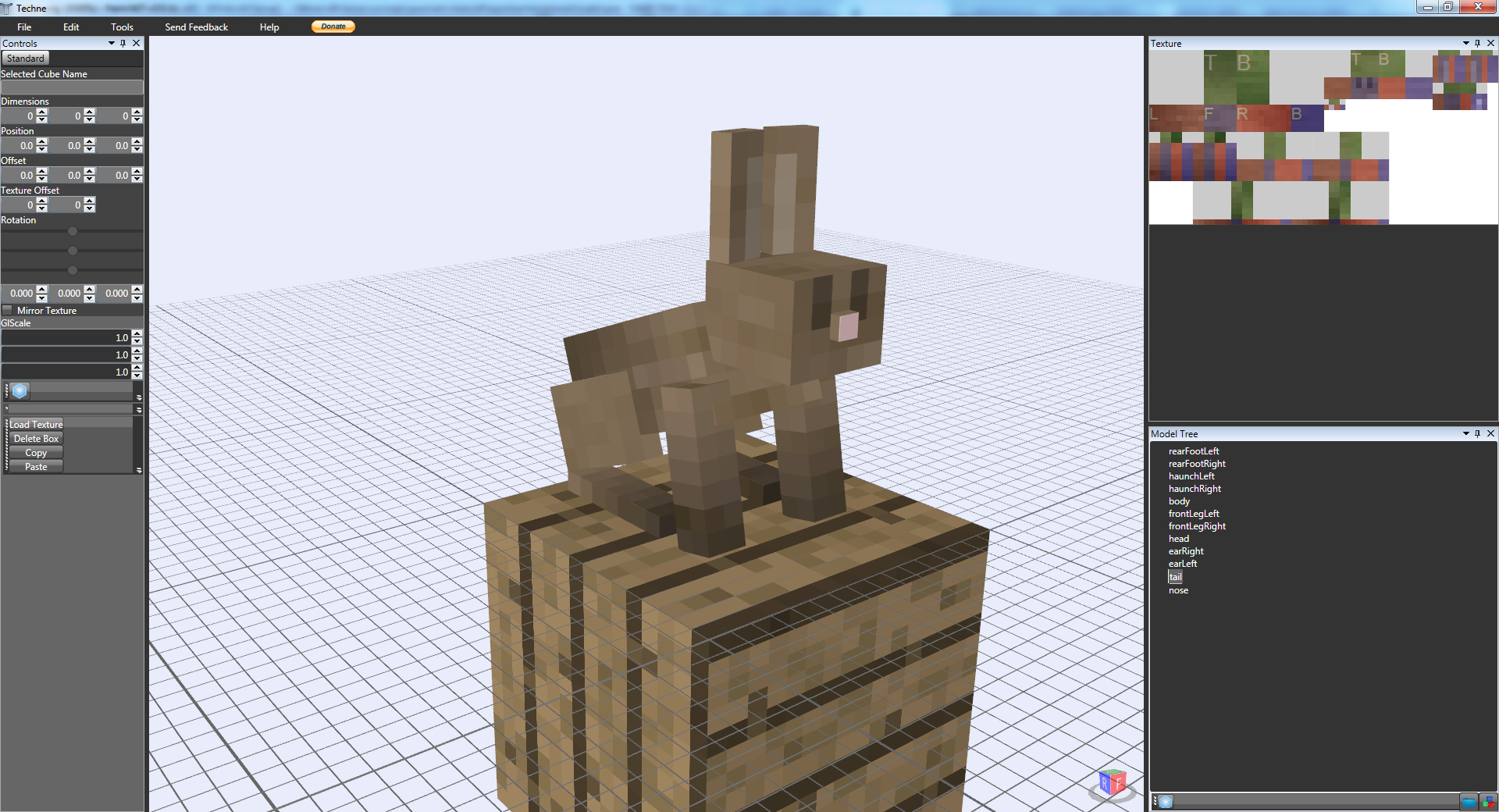 Minecraft 18 Lapins Et éponges Game Guide