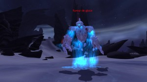 Fureur de glace