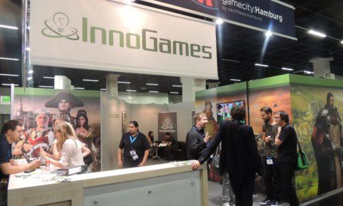 Gamescom 2014 – InnoGames