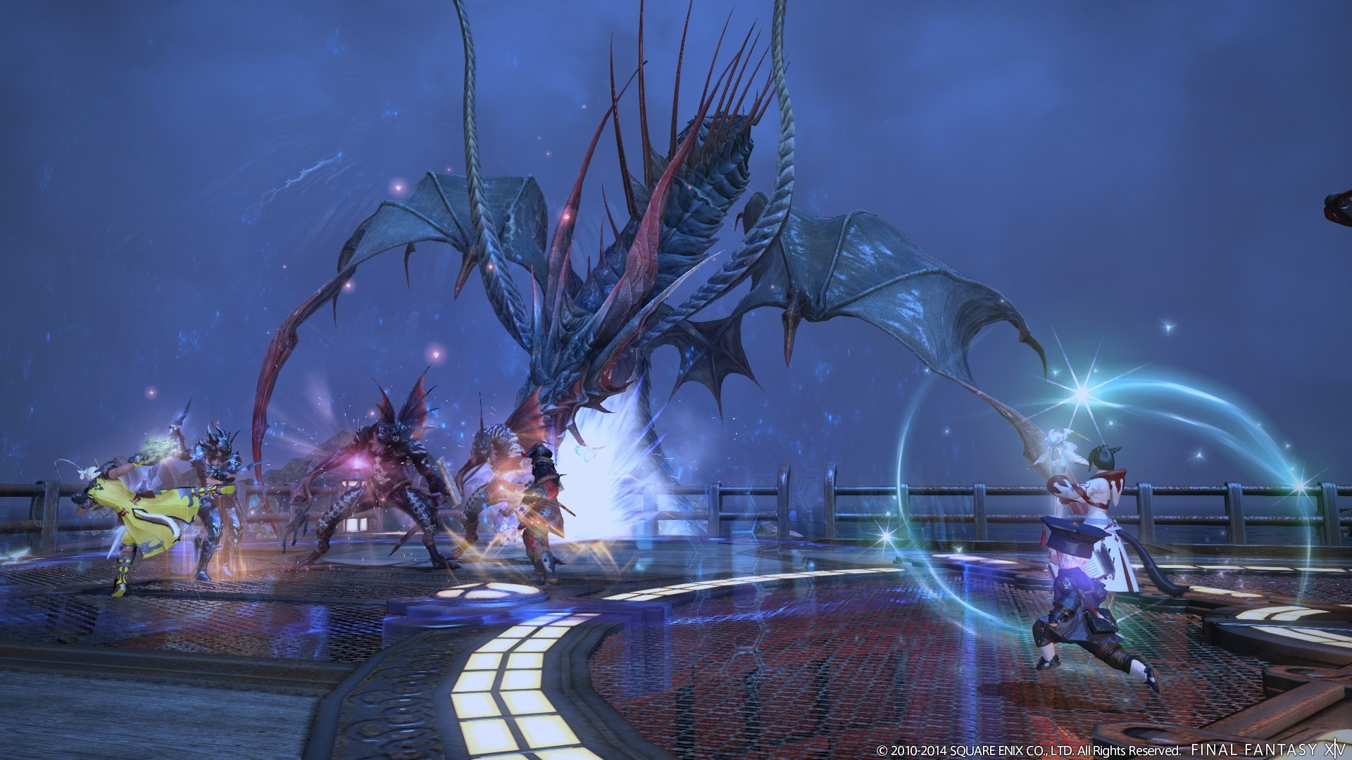FFXIV - Leviathan Extrême - Game-Guide