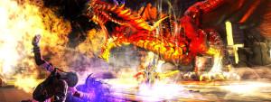 DragonRouge