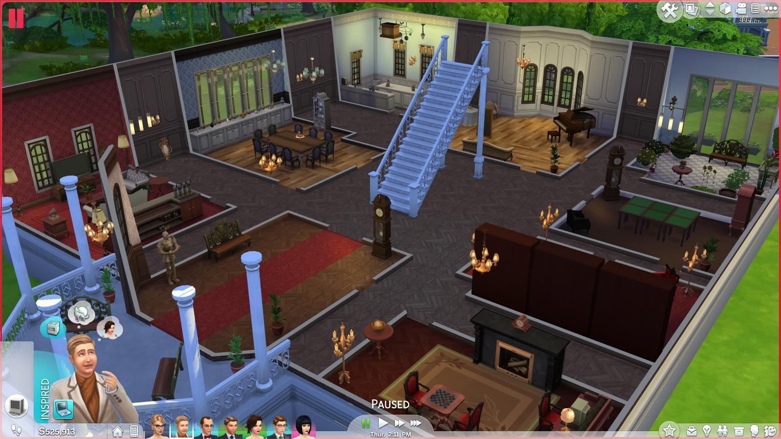 Les Sims 4 Le Manoir De Cluedo Game Guide