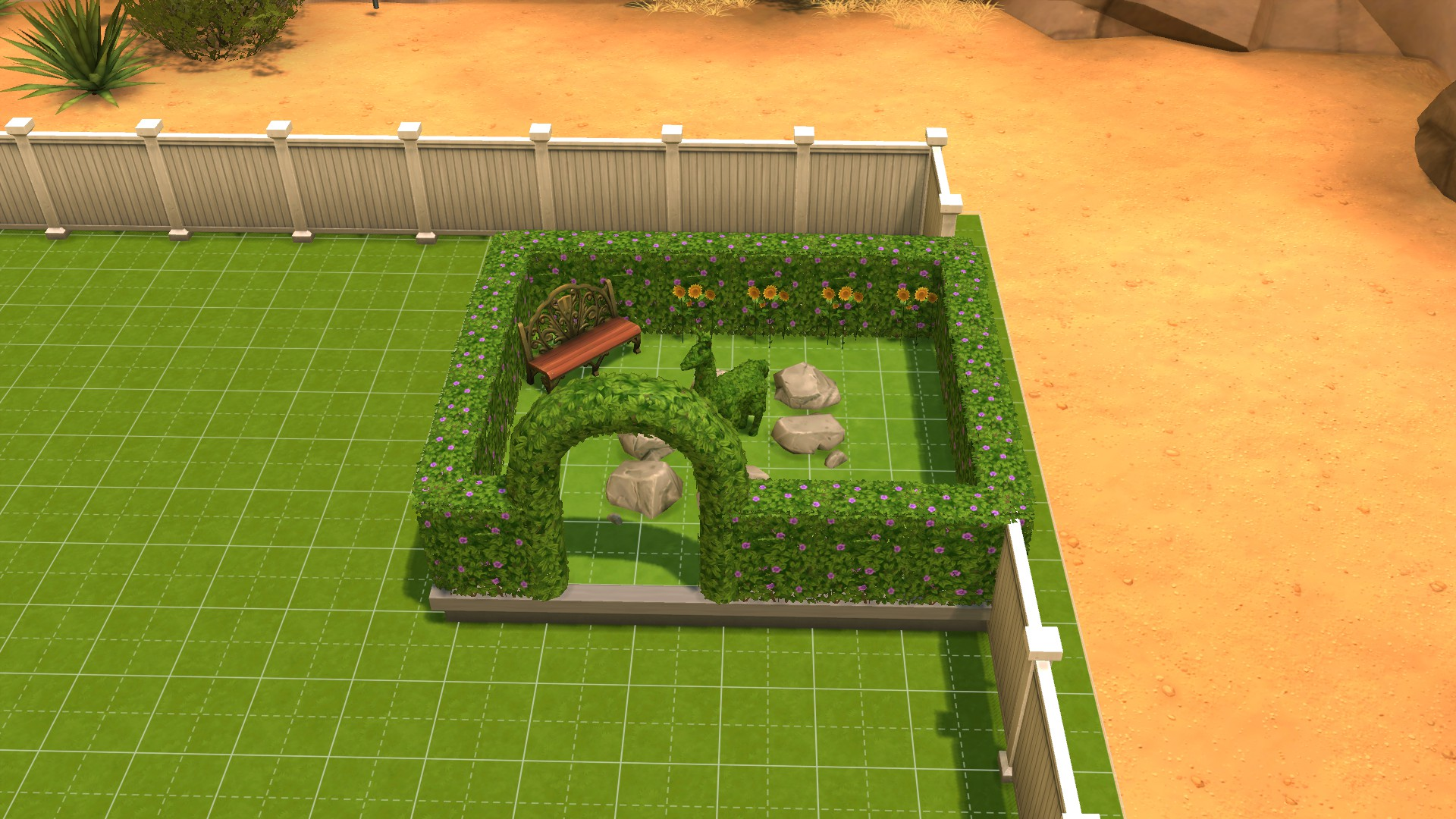 Les sims 4 construire sa maison 4 game guide for Exterieur sims 4