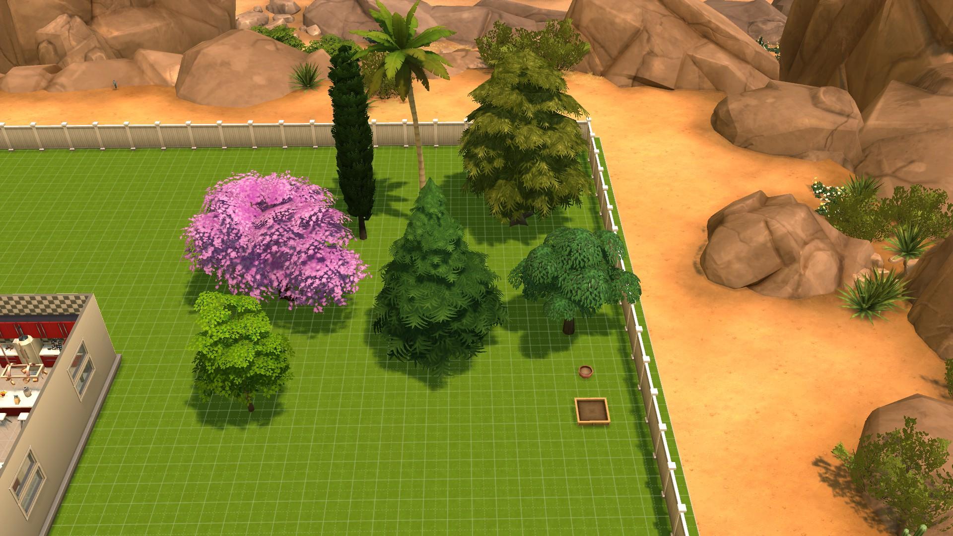 les sims 4 construire sa maison 4 game guide. Black Bedroom Furniture Sets. Home Design Ideas