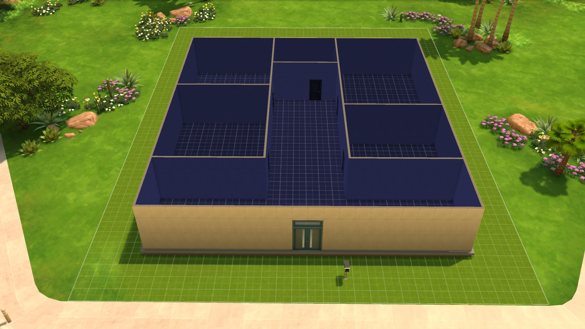 Les sims 4 construire sa maison 2 game guide for Simulation maison a construire