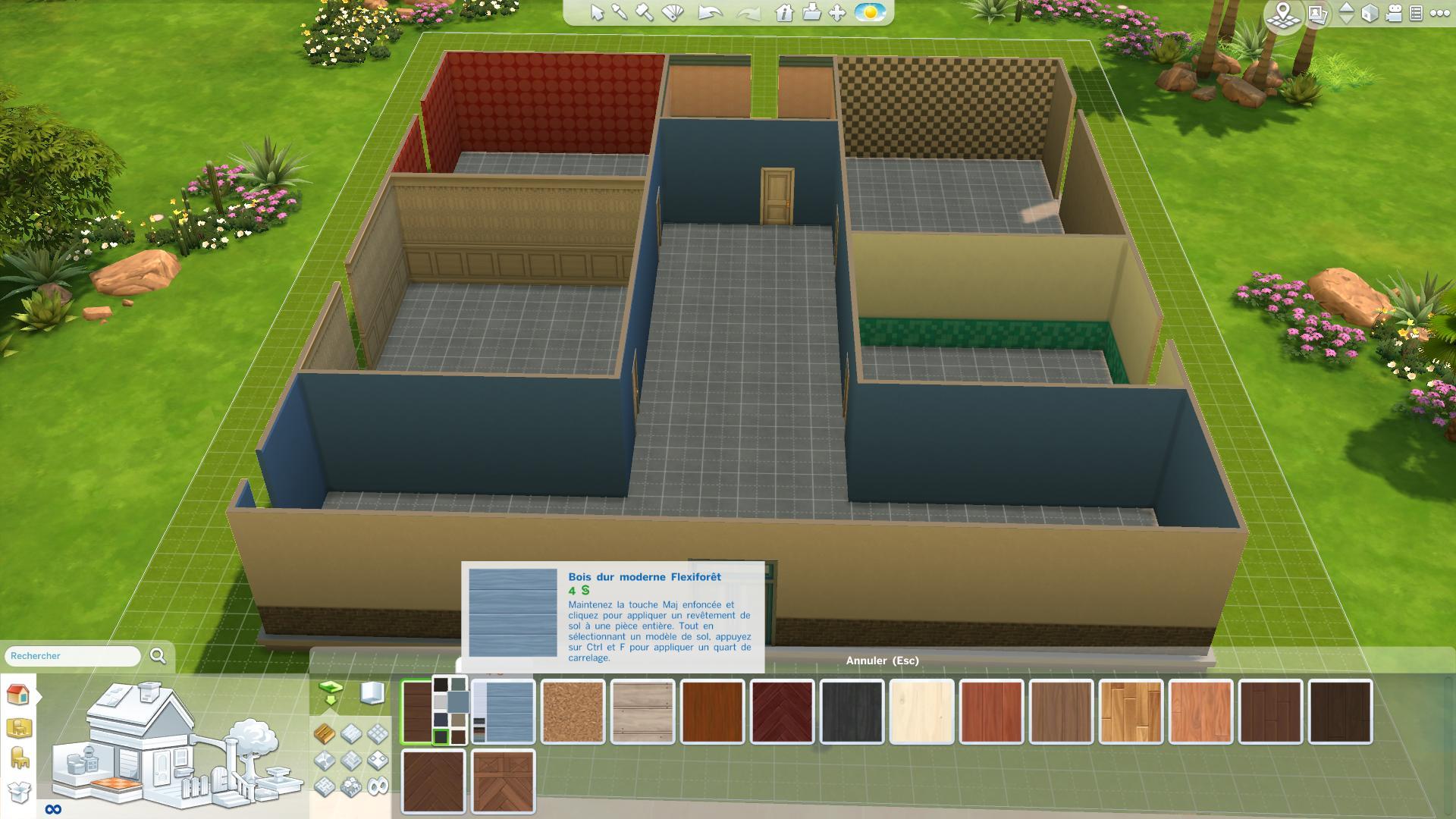 Les sims 4 construire sa maison 2 game guide for Construire une maison les sims 3