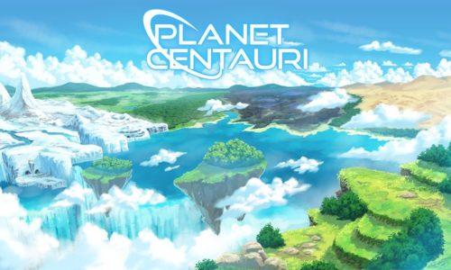 SOS Studios : Planet Centauri