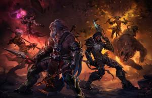 Diablo 3 - Une bataille