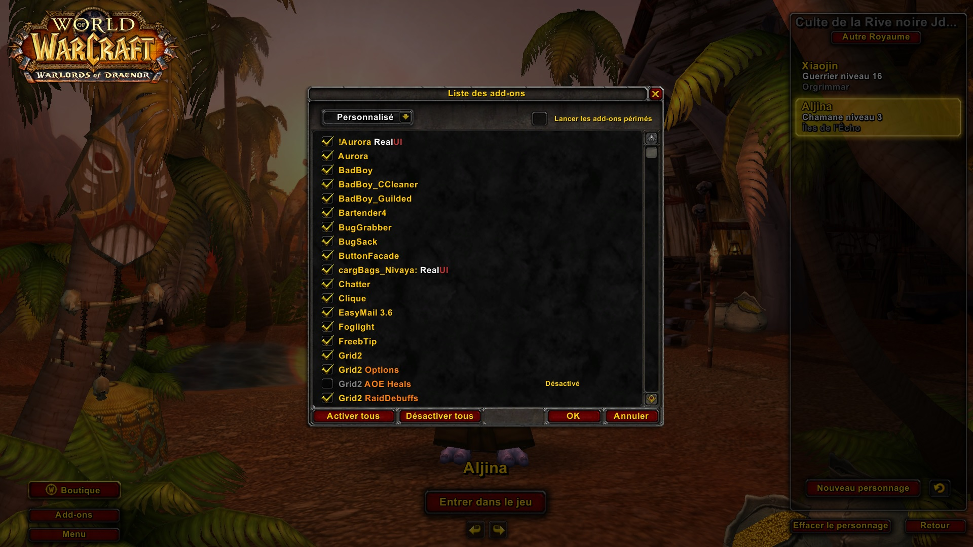 Broker oQueue - Addons - World of Warcraft - CurseForge