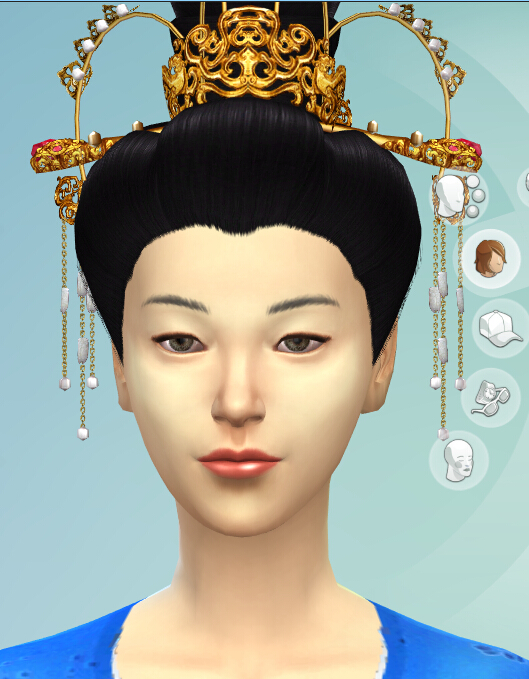 Geisha sims 4
