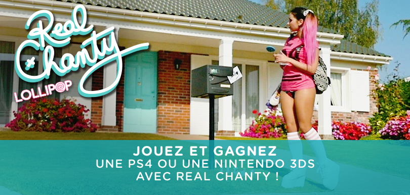 Concours Real Chanty Lollipop