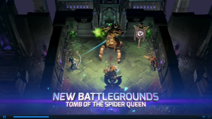 Heroes - BG -Tomb of the Spider Queen