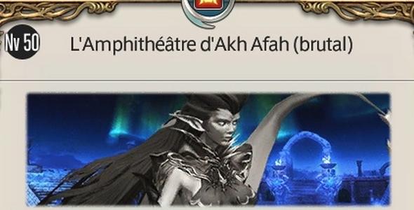 FFXIV - L'Amphithéâtre d'Akh Afah (Brutal) - Game-Guide