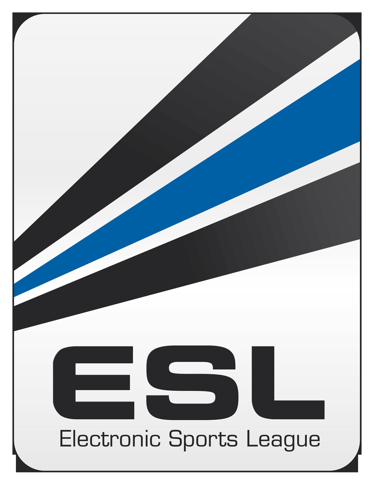 Logo ESL ElectronicSportsLeague