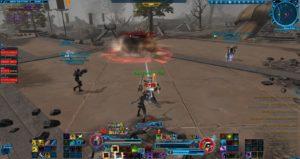 ZL_Incursion_Korriban_Difficile_Autodestruction droide boss 2