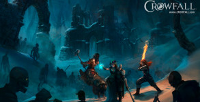 Crowfall – Des artistes de Games of Throne s'illustrent