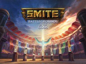 SMITE - Battleground
