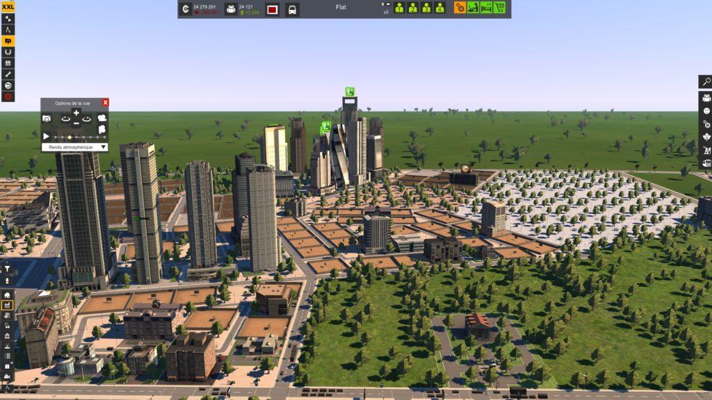 cities xxl test