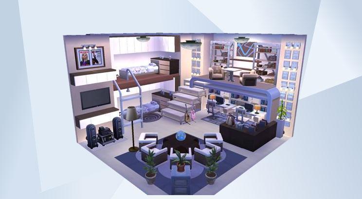 chambre de luxe pour ado chambre ado fille deco chambre. Black Bedroom Furniture Sets. Home Design Ideas