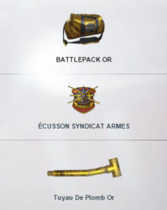 BFH_Syndicat_Armes_Récompense