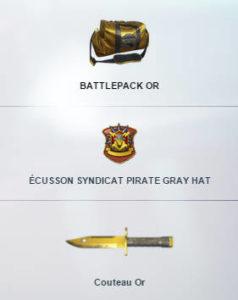 BFH_Syndicat_Gray_Hat_Récompense