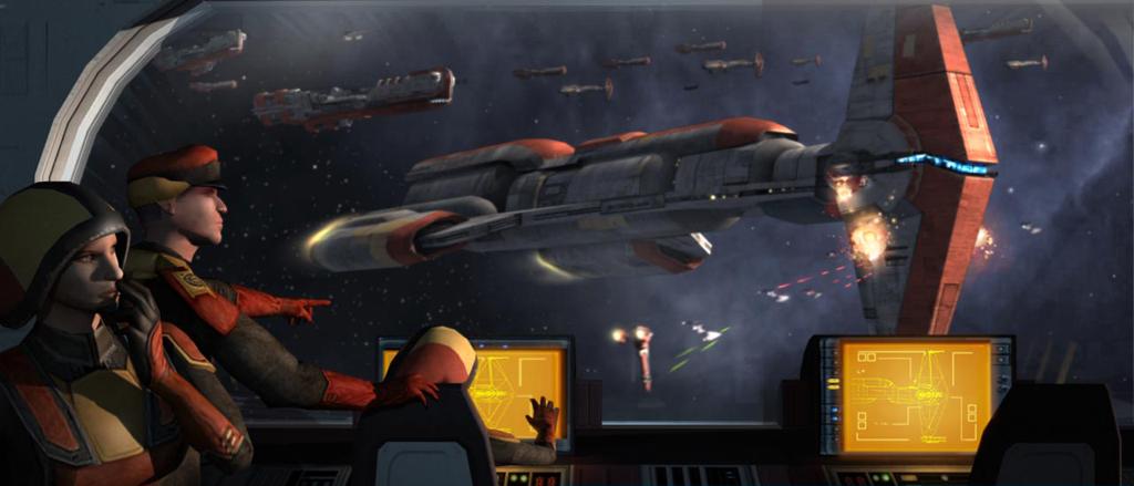 Jedi Civil War 2 0 – Fondos de Pantalla