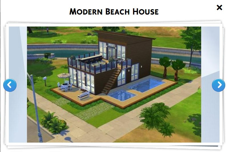 Les sims 4 galerie 9 game guide for Construire une maison sims 3 xbox 360