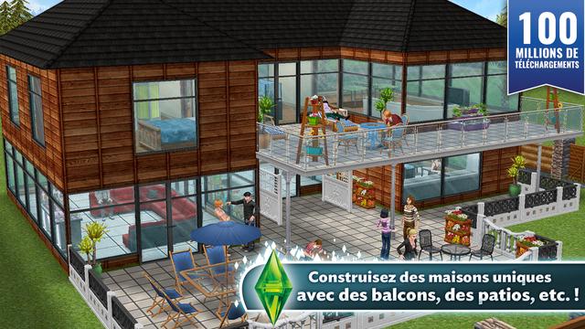 Les sims gratuit mise jour game guide for Case the sims 3 arredate