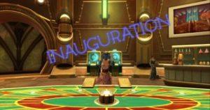 Inauguration chance de Ryloth