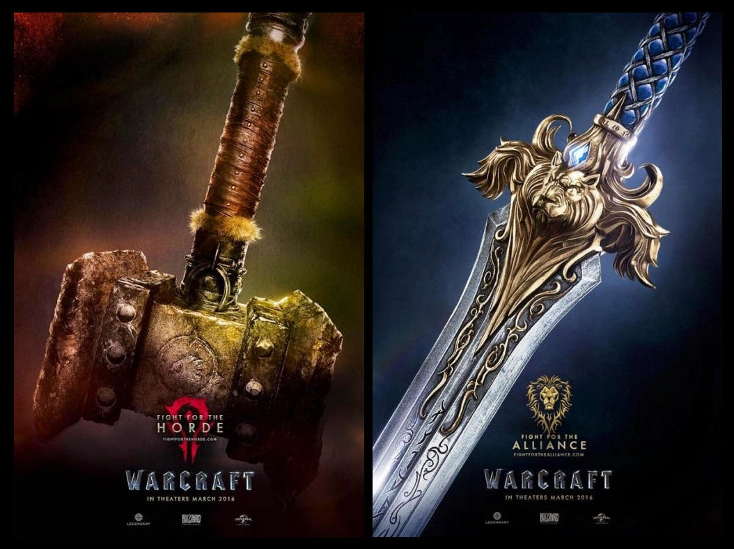 Warcraft Alliance Horde
