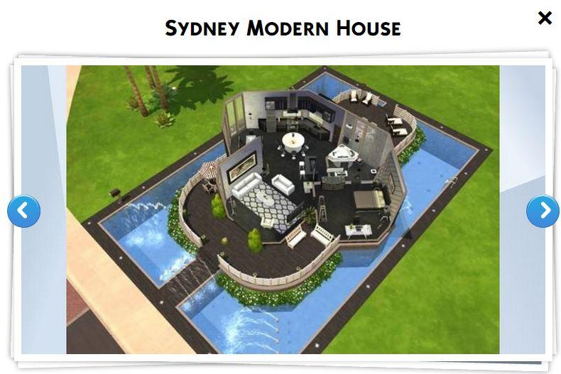 les sims 4 galerie 12 game guide. Black Bedroom Furniture Sets. Home Design Ideas