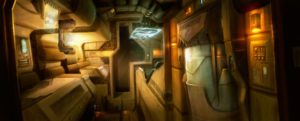 ED - Interior ship 1